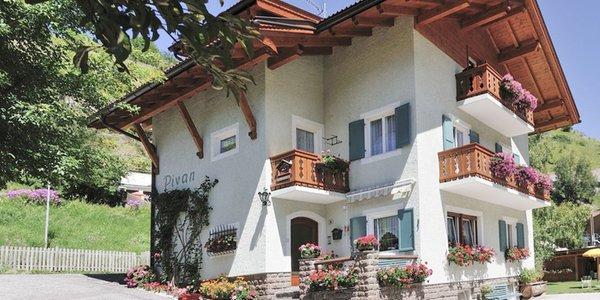 Foto esterno in estate Pivan