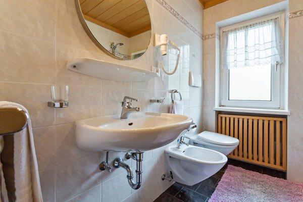 Foto del bagno Appartamento Pivan