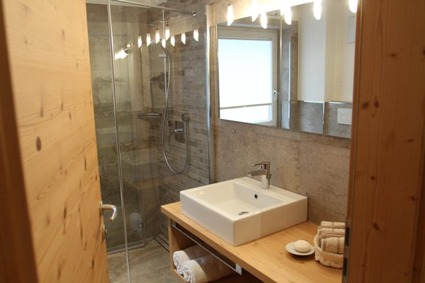 Foto del bagno Stoffelapartments