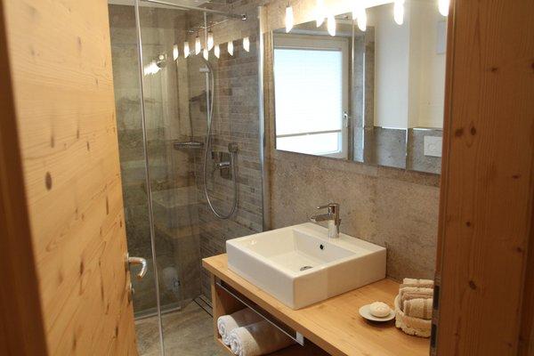 Foto del bagno Appartamenti Stoffelapartments