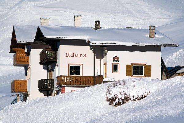 Foto invernale di presentazione Appartamenti Udera