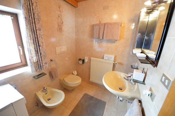 Foto del bagno Appartamento Nogler Frieda