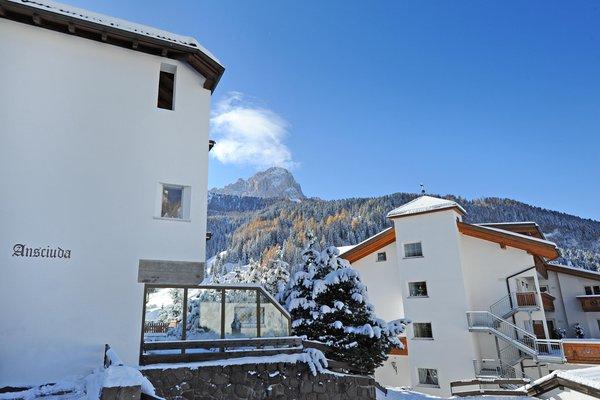 Foto invernale di presentazione Appartamento Nogler Frieda