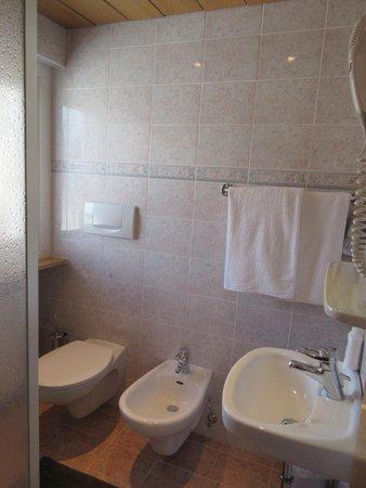 Foto del bagno Appartamento Pössnecker