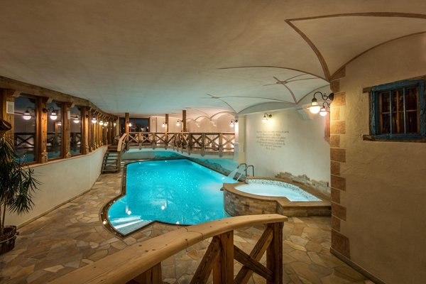 Foto vom Wellness-Bereich Hotel Gran Ciasa