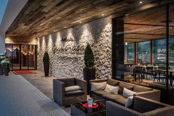 Die Gemeinschaftsräume Hotel Gran Ciasa