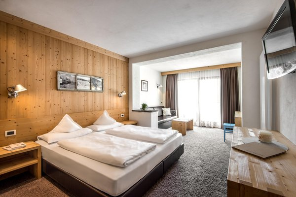 Foto vom Zimmer Hotel Gran Ciasa