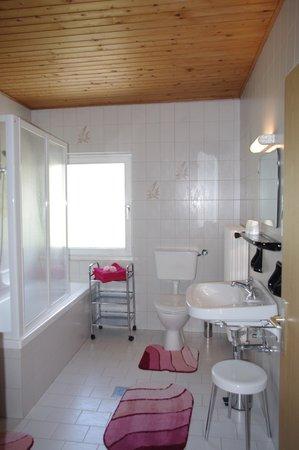 Foto del bagno Appartamenti Helene