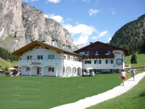 Foto estiva di presentazione Appartamenti Helene