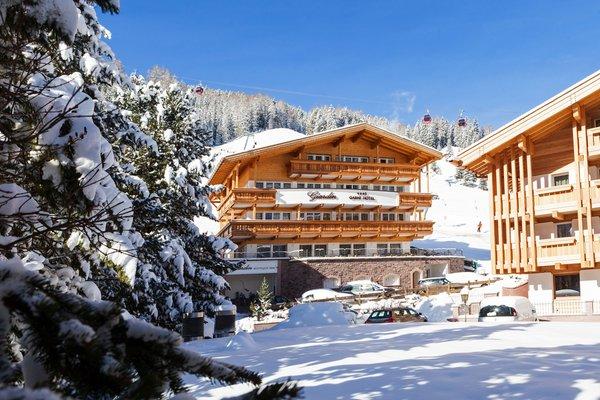 Foto invernale di presentazione Giardin Boutique Hotel B&B