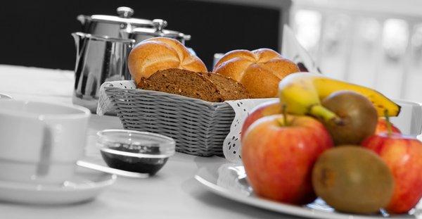 La colazione Garni + Appartamenti Aghél
