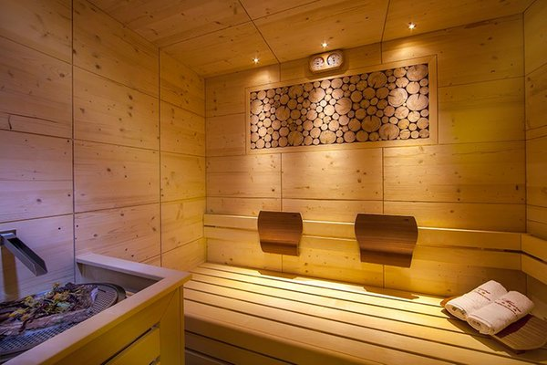 Photo of the sauna Selva Gardena / Wolkenstein