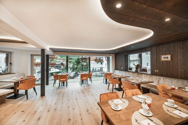 La colazione Garni-Hotel + Appartamenti Miara