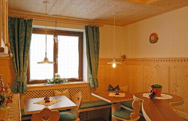 Le parti comuni Garni-Hotel + Residence Wildbach