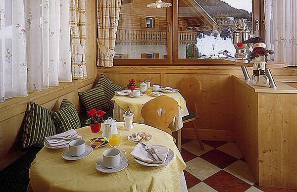 La colazione Garni-Hotel + Residence Wildbach
