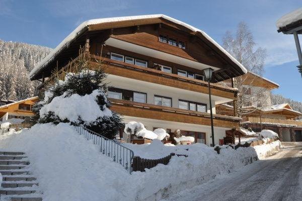 Winter presentation photo Casa Annabel - Apartments 3 suns