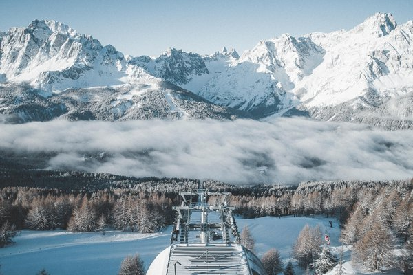 Bildergalerie Hochpustertal Winter