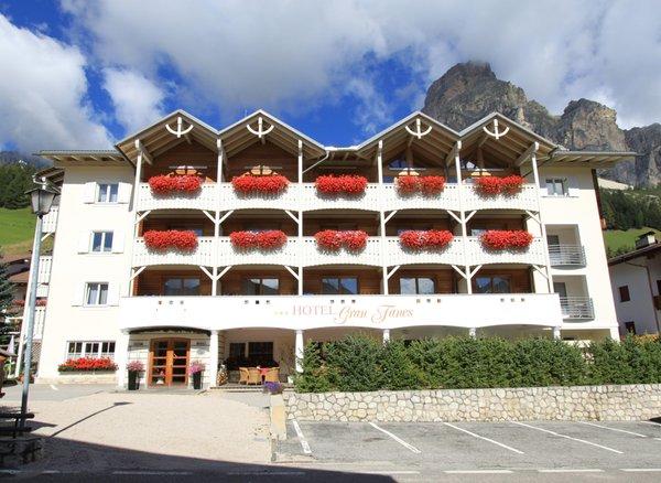 Foto estiva di presentazione Gran Fanes - Hotel 3 stelle