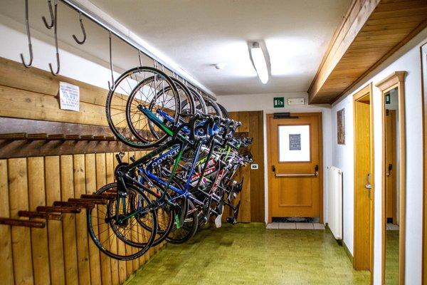 Il deposito bici