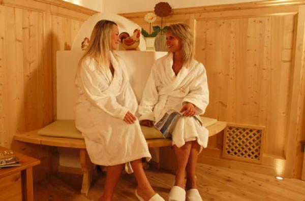 Foto del wellness Hotel Gran Fanes