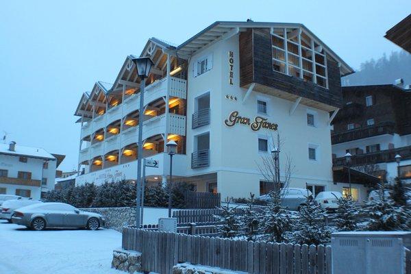 Foto invernale di presentazione Gran Fanes - Hotel 3 stelle