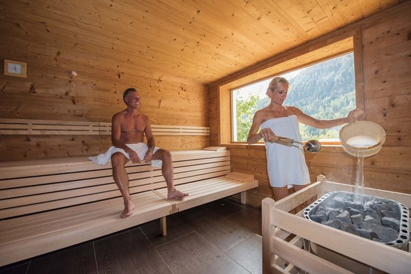 Photo of the sauna Santa Cristina / St. Christina