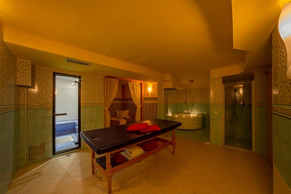 Photo of the wellness area Hotel Diamant Spa Resort