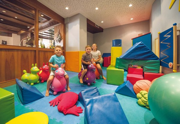 The children's play room Hotel Diamant Spa Resort
