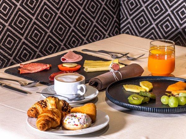 La colazione Monte Pana Dolomites Hotel