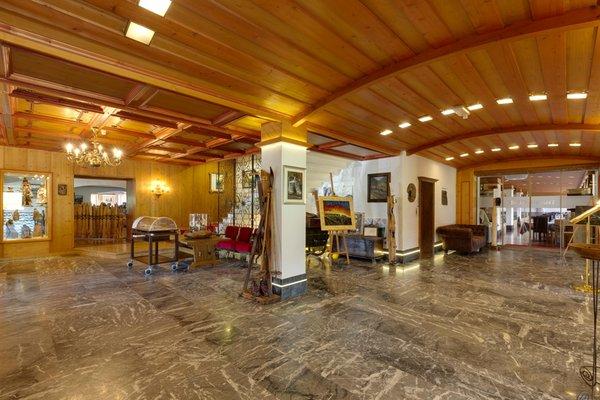 Le parti comuni Monte Pana Dolomites Hotel