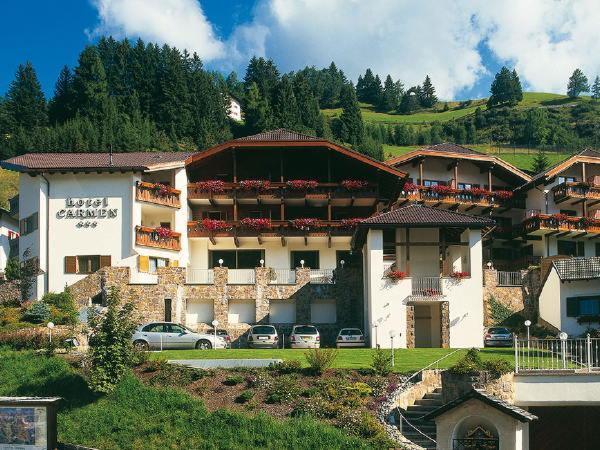 Foto estiva di presentazione Hotel Carmen