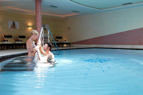La piscina Hotel Carmen