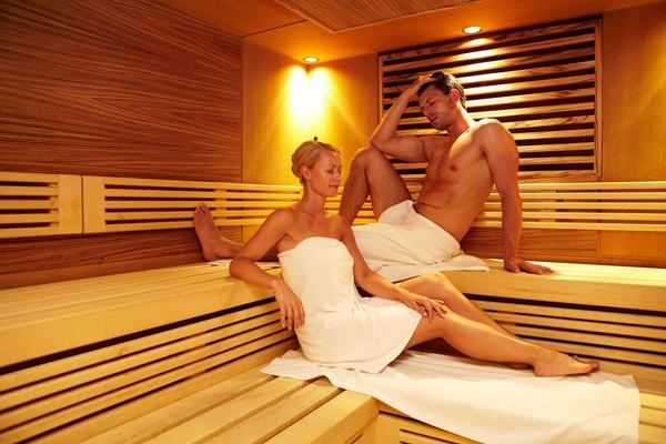 Foto della sauna Santa Cristina