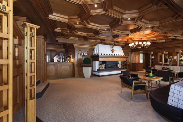 Le parti comuni Hotel Carmen