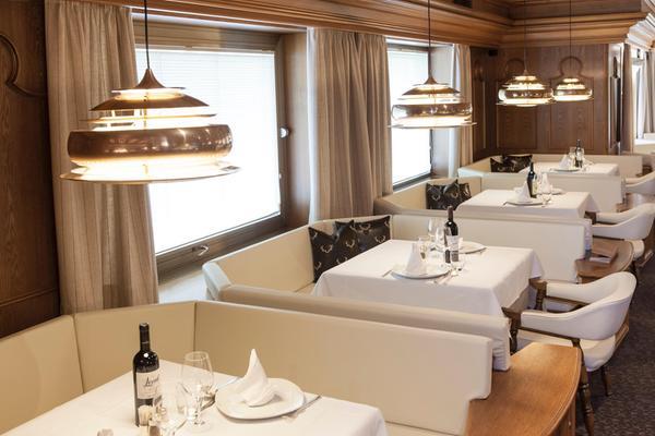 Il ristorante Santa Cristina Carmen