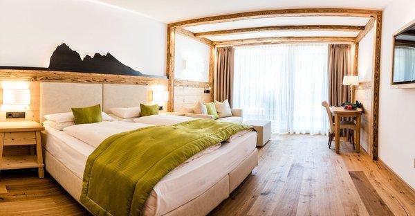 Foto vom Zimmer Hotel Dosses