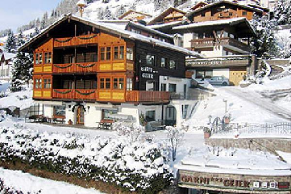 Foto esterno in inverno Geier