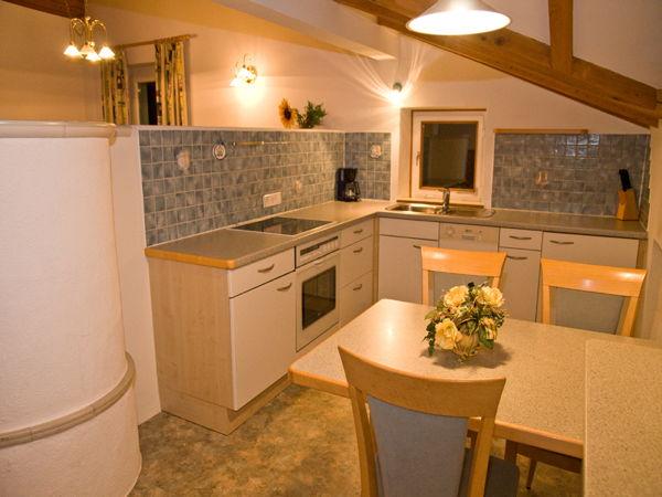 Foto della cucina Solaia