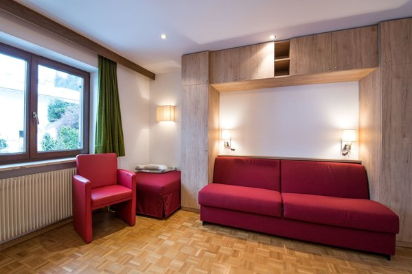 The living area Residence La Tambra