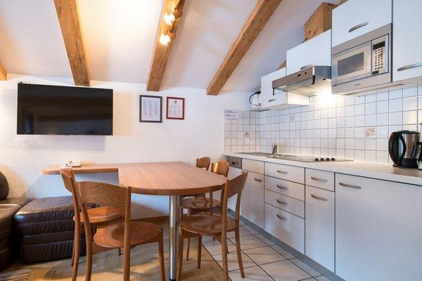 Photo of the kitchen La Tambra