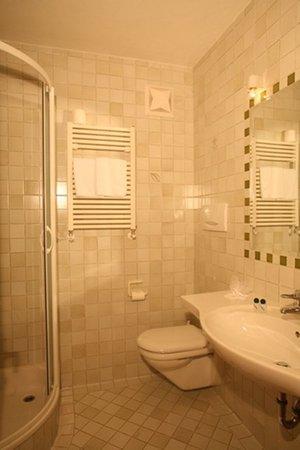 Foto del bagno Hotel La Plaza