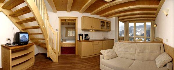 The living area Apartments Etruska