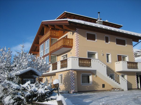 Foto invernale di presentazione Etruska - Appartamenti 3 soli