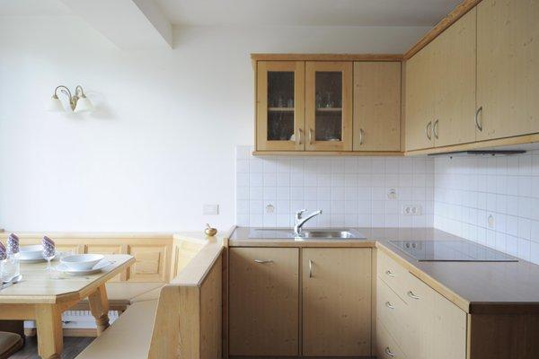Foto della cucina Etruska
