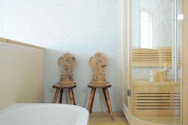 Foto del bagno Appartamenti Etruska