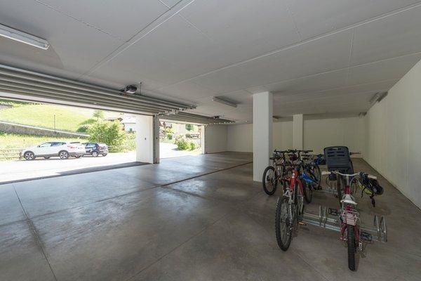 Il parcheggio Appartamenti La Rives