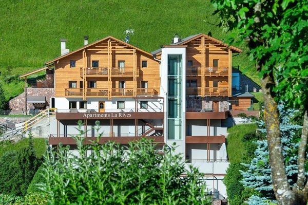 Foto estiva di presentazione Appartamenti La Rives