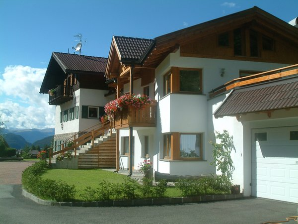 Foto estiva di presentazione Appartamenti Elbrus