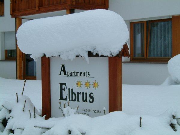 Foto esterno in inverno Elbrus