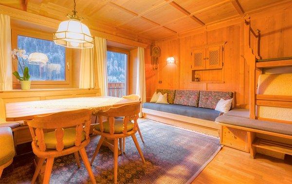 Der Wohnraum Ferienwohnungen Elbrus